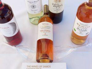Στο «Πολύτιμο» Καστελόριζο τα κρασιά του ΕΟΣ Σάμου