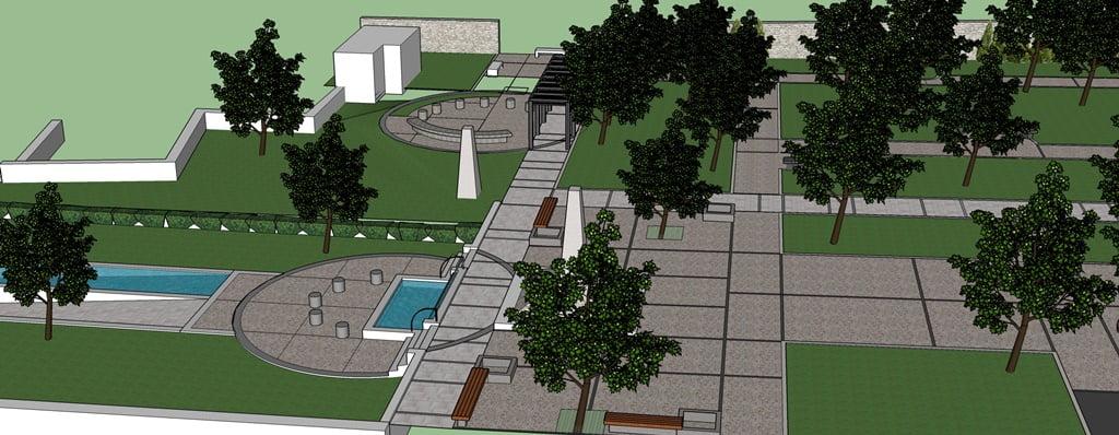 Αναβαθμίζεται και διαμορφώνεται ο Δημοτικός κήπος. Έργο προϋπολογισμού 400.000 ευρώ
