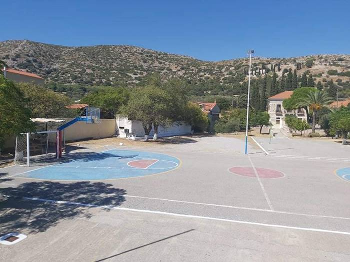 Καθαρίστηκαν και απολυμάνθηκαν όλες οι σχολικές δομές στον Δήμο Ανατολικής Σάμου