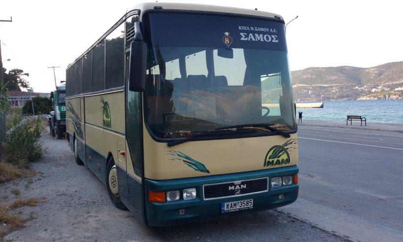 Κόντρα Αντιπεριφέρειας – ΚΤΕΛ Σάμου για τις σχολικές μεταφορές