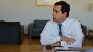Τηλεδιάσκεψη Υπουργού Μετανάστευσης και Ασύλου κ. Νότη Μηταράκη με Προέδρους των Δικηγορικών Συλλόγων Μυτιλήνης, Χίου και Σάμου