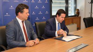 Εγκρίθηκε η Ευρωπαϊκή Χρηματοδότηση ύψους 92 εκ.  και υπεγράφη σύμβαση για το Πρόγραμμα ESTIA II-2020