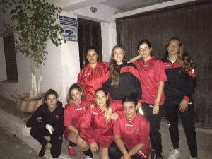 Στο πρωτάθλημα της Γ΄Εθνικής κατηγορίας η γυναικεία ομάδα ποδοσφαίρου του Νέου Πανσαμιακού