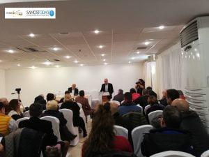 Νέος Δημοτικός συνδυασμός στην Ανατολική Σάμο. ΑΝΑ.Σ.Α. για τη Σάμο, με υποψήφιο Δήμαρχο τον Γιώργο Στάντζο