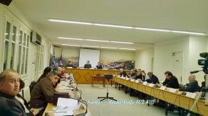 Αποχώρησε από τη συνεδρίαση του Δημοτικού Συμβουλίου ο Δημοτικός Σύμβουλος κ. Γιώργος Διακοσταμάτης χαρακτηρίζοντας τον Δήμαρχο «αμετανόητο»