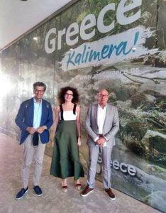 Παρουσίαση της Σάμου ως του απόλυτου Ελληνικού προορισμού για εναλλακτικό τουρισμό