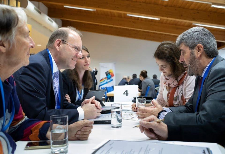 Συμμετοχή του Δήμου Ανατολικής Σάμου στην 9η Ετήσια Συνδιάσκεψη της Ελληνογερμανικής Συνέλευσης με τίτλο «Νέα επανεκκίνηση για πιο δυναμική τοπική αυτοδιοίκηση»