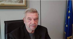 Βασίλης Πανουράκης: Εκφράζω τα βαθιά και ειλικρινή συλλυπητήρια στην οικογένεια και στους οικείους του Στρατή Αρώνη