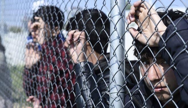 Στη Σάμο το πρώτο νέο προαναχωρησιακό κέντρο μεταναστών κλειστού τύπου