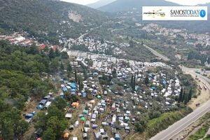 Παράταση μέτρων περιορισμού κυκλοφορίας σε ΚΥΤ και δομές φιλοξενίας της χώρας μέχρι και 15 Σεπτεμβρίου
