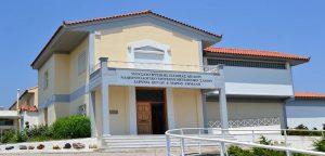 Γιώργος Στάντζος: «Οφείλουμε όλοι να βοηθήσουμε στην επαναλειτουργία του Μουσείου Φυσικής Ιστορίας Αιγαίου - Παλαιοντολογικού Μουσείου Μυτιληνιών Σάμου - Ιδρύματος Κων/νου & Μαρίας Ζημάλη»