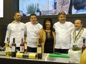 «Έλαμψαν» τα κρασιά της Σάμου στη HORECA-2020