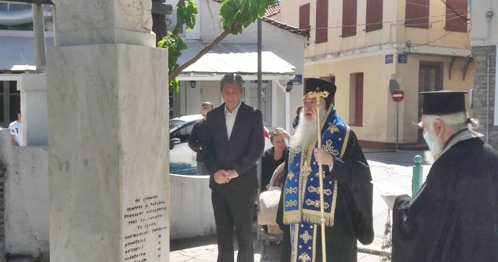 H 199η επέτειος από την έναρξη του απελευθερωτικού αγώνα στο Καρλόβασι
