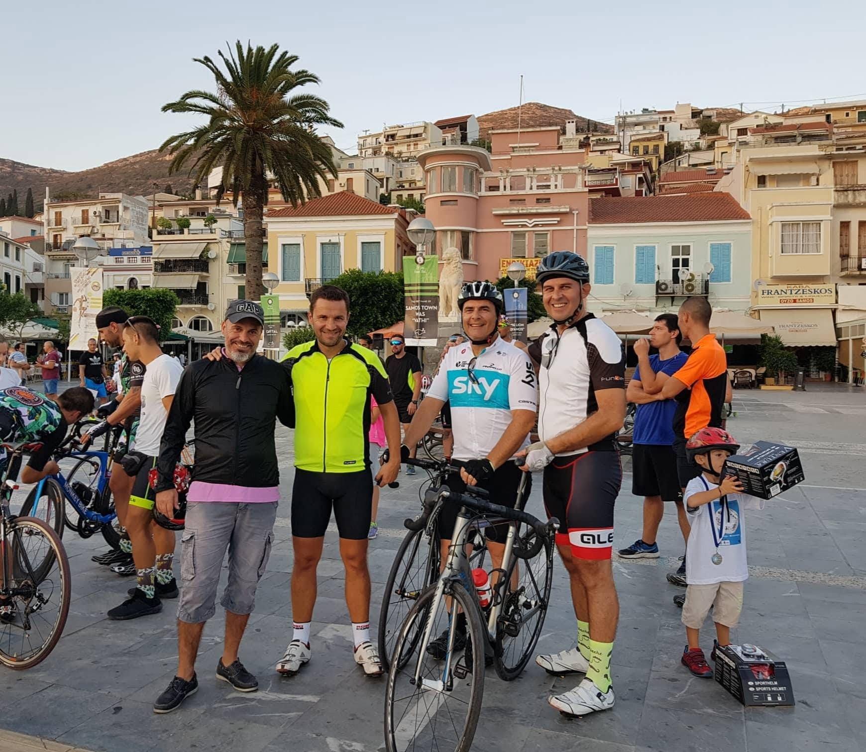 Μανώλης Σιγανός: Είναι πολύ καλό που εν μέσω πανδημίας, ο κόσμος ανακάλυψε την αξία του ποδηλάτου