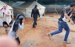 Σε καραντίνα και η δομή μεταναστών στη Μαλακάσα