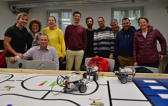 Πρόγραμμα Erasmus+ Ρομποτικής για το 2ο Γυμνάσιο πόλεως Σάμου