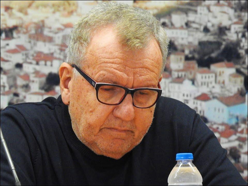 Χριστόδουλος Στεφανάδης: Καθημερινά και αμετακίνητα στηρίζω τη θέση του λαού της Σάμου και προφανώς του Δημοτικού Συμβουλίου και του Δημάρχου
