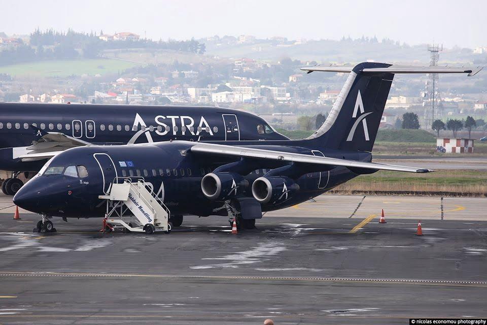 Δύσκολες ώρες για την Astra Airlines…