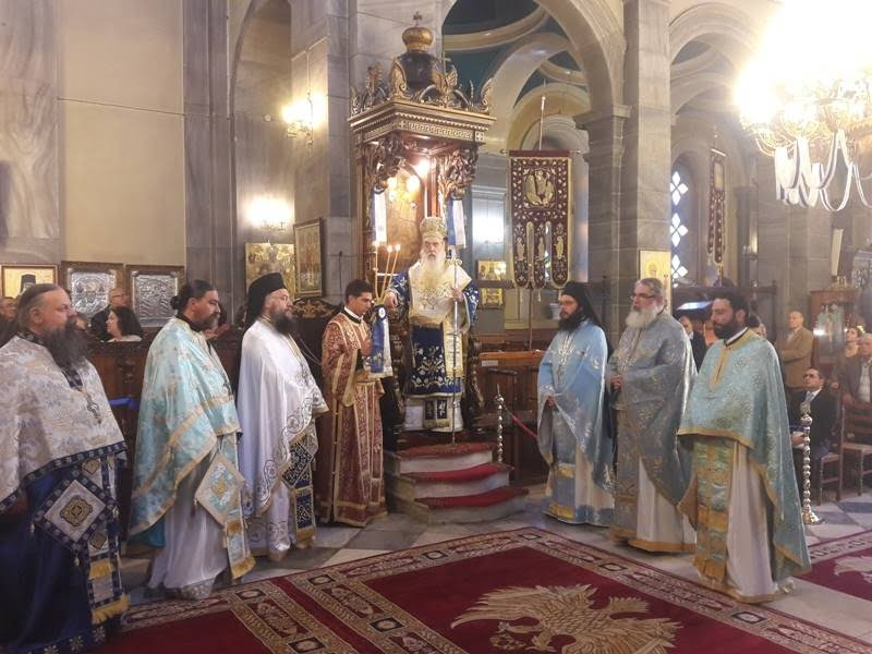 Ιερά Μητρόπολη Σάμου – Ικαρίας και Κορσεών: 107 χρόνια από την Ένωση της Σάμου με τη μητέρα Ελλάδα