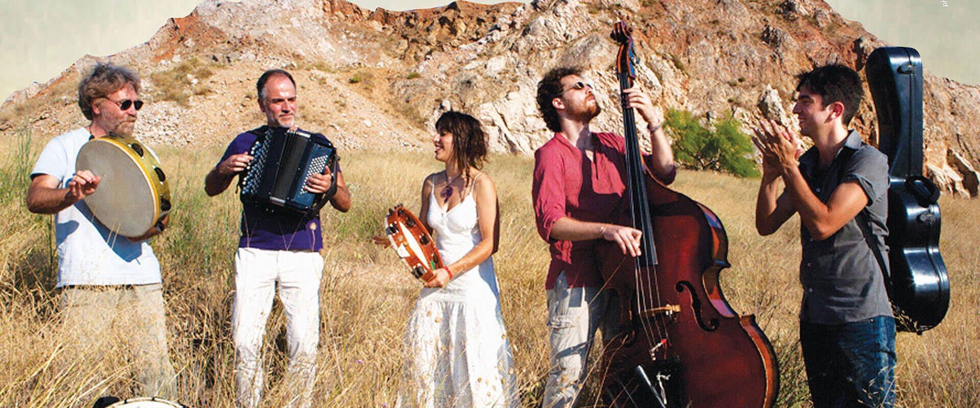 Συναυλίες του μουσικού συνόλου Encardia στο Αρχαίο Θέατρο Πυθαγορείου στη Σάμο. Από την ΕΛΣ στις 26 και 27 Αυγούστου στις 20.30