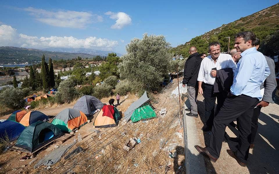 Μέτρα προστασίας από τον κορωνοϊό στα Κέντρα Υποδοχής και Ταυτοποίησης, στις δομές φιλοξενίας και στην Υπηρεσία Ασύλου