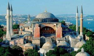 Ψήφισμα Συλλόγου Δασκάλων και Νηπιαγωγών Σάμου για τη μετατροπή της Αγίας Σοφίας σε τζαμί