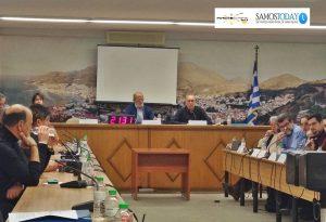 Συνεδριάζει το Δημοτικό Συμβούλιο Δήμου Ανατολικής Σάμου με τηλεδιάσκεψη