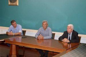 Επίσκεψη στη Σάμο από 18-20 Μαϊου πραγματοποίησε ο Περιφερειάρχης Βορείου Αιγαίου Κώστας Μουτζούρης
