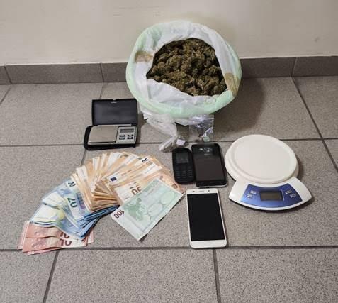 Συνελήφθησαν δύο (2) άτομα στη Σάμο, για παραβάσεις της νομοθεσίας περί ναρκωτικών