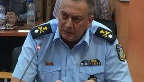 Σε Υποστράτηγο προήχθη ο Γενικός Αστυνομικός Δντής Βορείου Αιγαίου κ. Ελευθέριος Ντουρουντούς