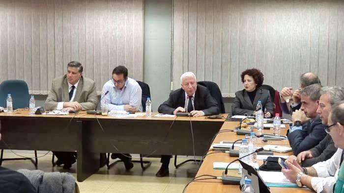 Τεχνικό πρόγραμμα και μεταναστευτικό - προσφυγικό απασχόλησαν το Περιφερειακό συμβούλιο στη Σάμο