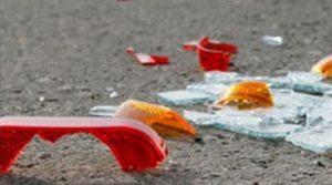 Τροχαίο ατύχημα με τραυματισμό 22χρονης