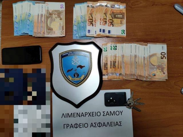 Σύλληψη 53χρονου αλλοδαπού στη Σάμο για διακίνηση αλλοδαπών προς την ενδοχώρα