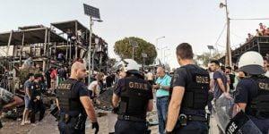 Δριμύ κατηγορώ της Διεθνούς Αμνηστίας για το μεταναστευτικό- προσφυγικό. Απαιτεί την επείγουσα μετεγκατάσταση προσφύγων - μεταναστών σε κατάλληλους χώρους διαμονής στην ενδοχώρα