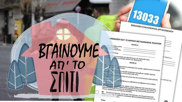 4 Μαΐου 2020 : Το πρώτο Βήμα στη Νέα κανονικότητα του κορονοϊού