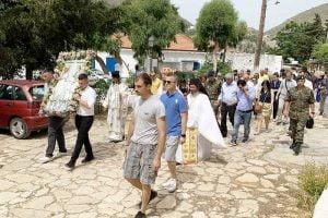 H Dodekanisos Seaways στο Καστελόριζο για τον εορτασμό των Πολιούχων Αγίων του νησιού, Κωνσταντίνου και Ελένης