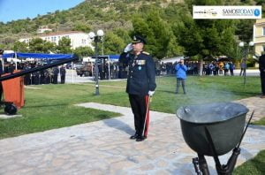 Επιτελάρχης ΑΣΔΕΝ ο Ταξίαρχος Δημήτρης Βακεντής. Νέος Διοικητής 79 ΑΔΤΕ ο Ταξίαρχος Περικλής Δούκας