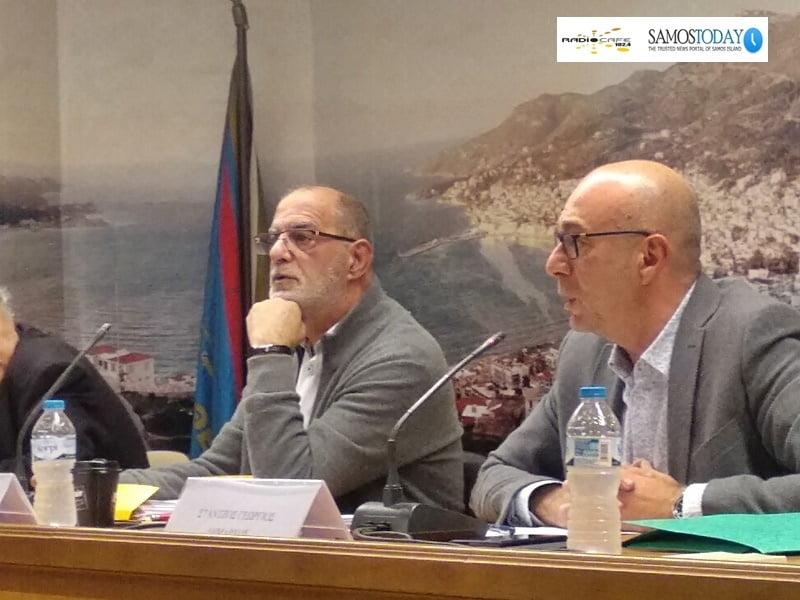 Εισήγηση Δημάρχου Γιώργου Στάντζου για τη μετονομασία του Δήμου Ανατολικής Σάμου