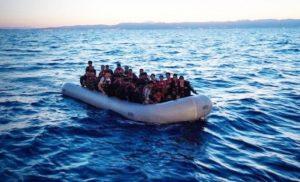 Ενενήντα οκτώ (98) πρόσφυγες – μετανάστες (περίπου) αφίχθησαν στη Σάμο . 7.888 (περίπου) βρίσκονται στο νησί