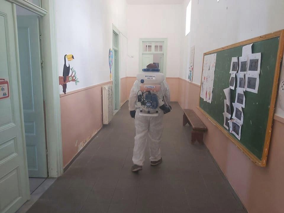 Επαναλειτουργία σχολικών μονάδων στο Δήμο Ανατολικής Σάμου