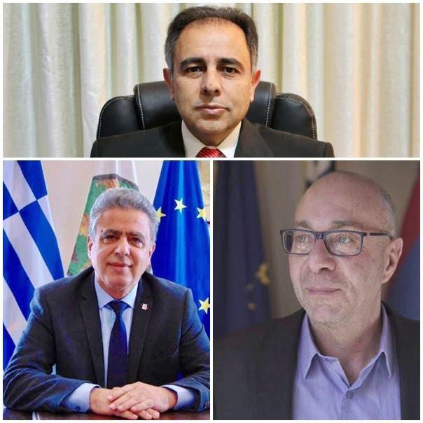 Κοινή Δήλωση των Δημάρχων Μυτιλήνης κ. Στρατή Κύτελη, Χίου κ. Σταμάτη Κάρμαντζη, Ανατολικής Σάμου κ. Γεώργιου Στάντζου