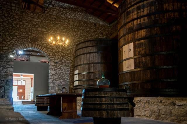 Από 1ης Ιουλίου 2020 επισκεφτείτε το μουσείου οίνου του ΕΟΣ Σάμου