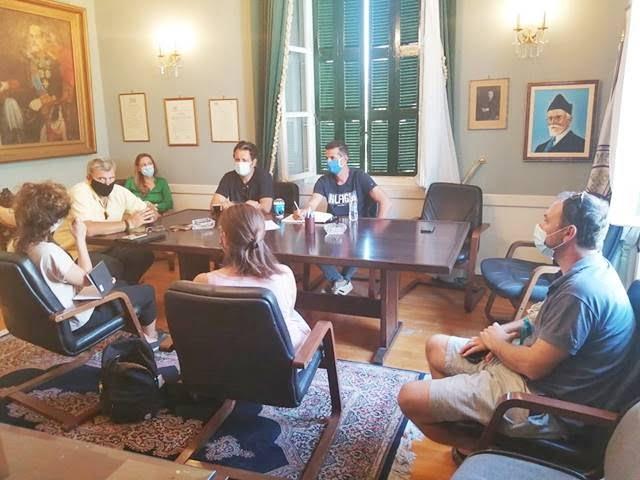 Ο Δήμος Ανατολικής Σάμου συμμετέχει στο πρόγραμμα καταγραφής ιστορικών οικισμών  «InterRegional Heritage Management e-System» (IRC-HERMES)