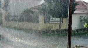 Βροχές – καταιγίδες – θυελλώδεις άνεμοι στη Σάμο από το απόγευμα της Τρίτης (10/12)