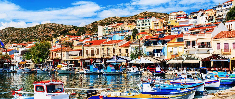 Πτώση πάνω από 80%: Τα 5 ελληνικά νησιά που τσάκισε τουριστικά ο κορωνοϊός. Τι συμβαίνει στη Σάμο…