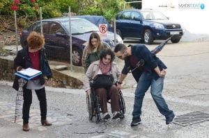 Σοφία Μιχάλα: «Η πραγματικότητα είναι πως όλοι είμαστε εν δυνάμει ανάπηροι»