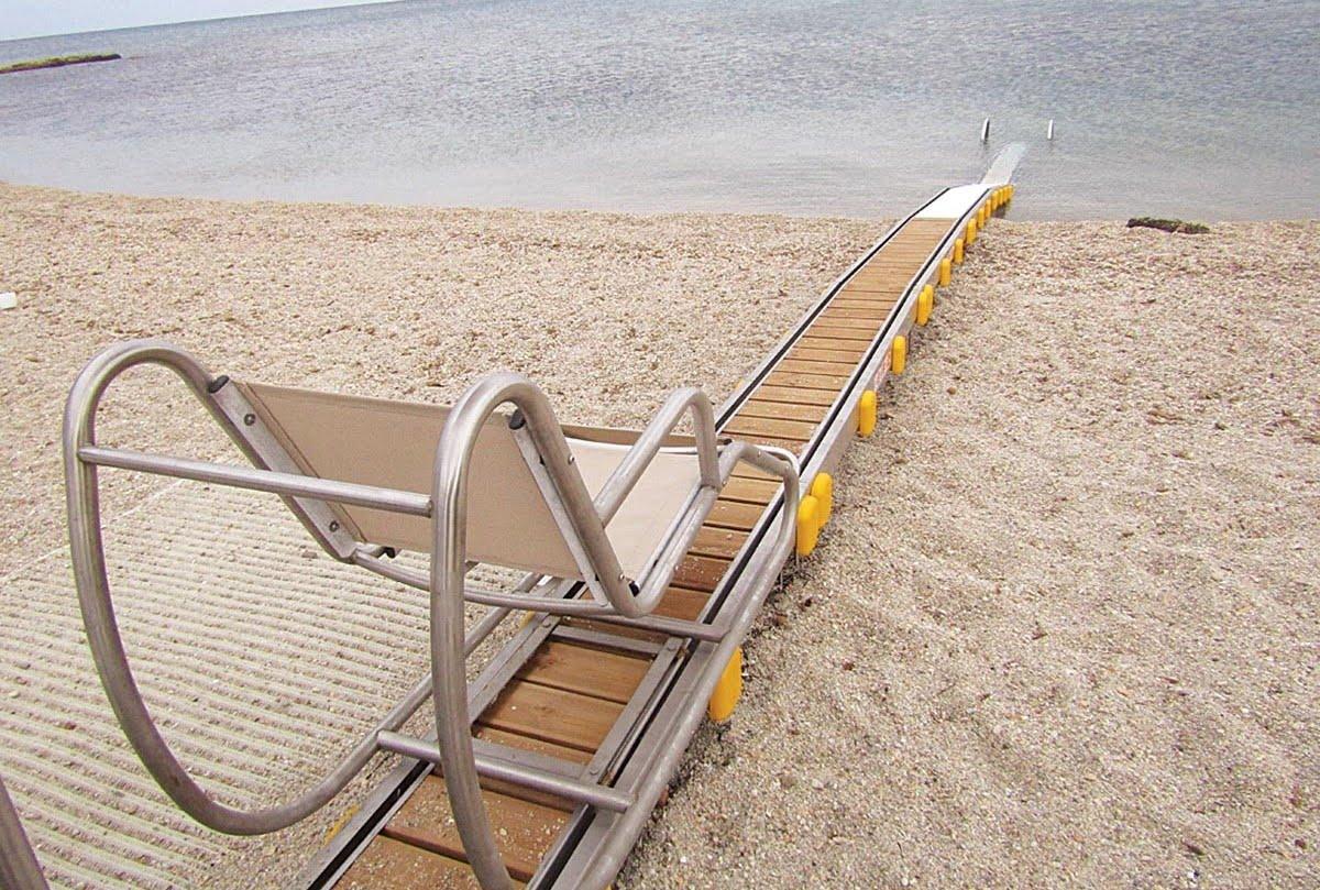 Πανσαμιακό Σωματείο Α.με.Α. «Νίκος Μένεγας ο Ίκαρος» σχετικά  με τοποθέτηση seatrack σε παραλίες της Σάμου