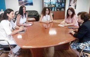 Προγραμματισμένες συναντήσεις της Αντιδημάρχου Τουρισμού και Πολιτισμού κας Κάϊλα στην Αθήνα