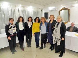 Η Προοδευτική Κίνηση Γυναικών Σάμου τίμησε την ημέρα της Γυναίκας