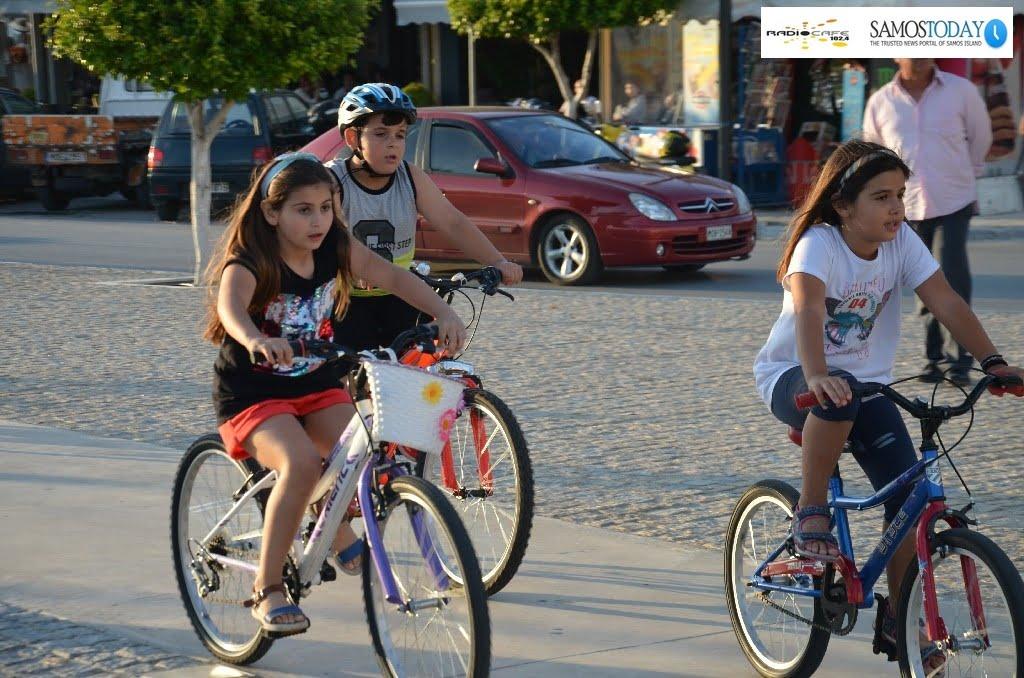 Το ποδήλατό μου, ήταν πάντοτε δικό μου και με πήγαινε πολύ μακριά…